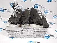 Тормозные колодки передние VW T5GP R17 (оригинал)