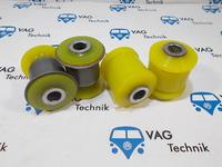 Полиуретановые сайлентблоки нижних передних рычагов VW T4 (комплект)