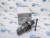 Промежуточный вал КПП (GKN) 2.5/3.2 VW T5