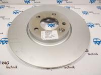 Тормозной диск передний VW T5 GP (оригинал) 340мм