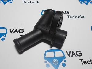 Фланец системы охлаждения боковой VW T4 (5 цилиндров)