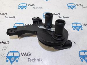 Механический двойной кран отопителя VW T4