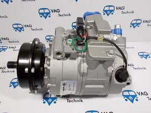 Компрессор кондиционера VW T5 R5 2.5 TDI