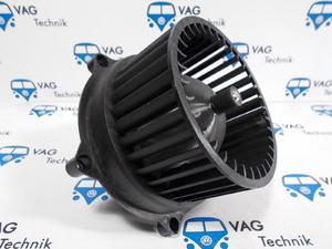Вентилятор отопителя VW T4 нижний