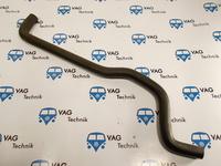 Патрубок масляного радиатора VW T4 длинный