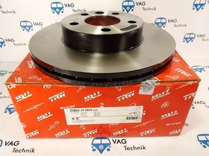 Тормозной диск передний VW T4