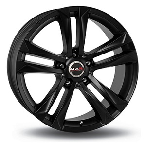 MAK Bimmer (matt black) R18