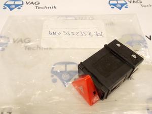 Кнопка аварийной сигнализации VW T4