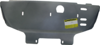 Алюминиевая защита КПП и раздатки Motodor VW Amarok