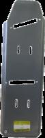 Алюминиевая защита топливного бака Motodor VW Amarok