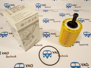 Масляный фильтр VW T5 (оригинал)