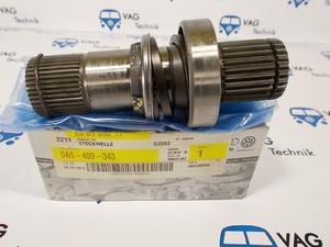 Промежуточный вал КПП (оригинал) 2.5/3.2 VW T5