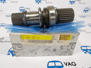 Промежуточный вал КПП (оригинал) 1.9/2.0 VW T5/T5 GP