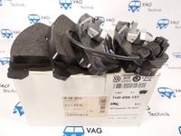 Тормозные колодки передние VW T5 R16 (оригинал)