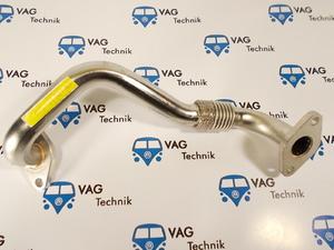 Соединительная трубка EGR VW T5