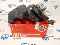 Тормозные колодки передние VW T5 R16 Otto Zimmermann