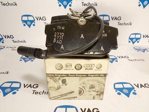Тормозные колодки задние VW T4 (оригинал)