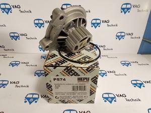 Водяной насос VW T4 HEPU (5 цилиндров)