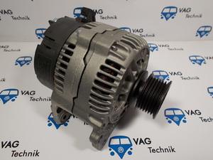 Генератор VW T4 (5 цилиндров) квадратный разъем