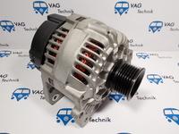 Генератор VW T4 (4 цилиндра) круглый разъем