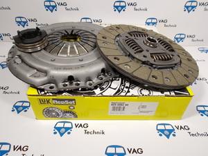 Комплект сцепления VW T4 (2.4 дизель)