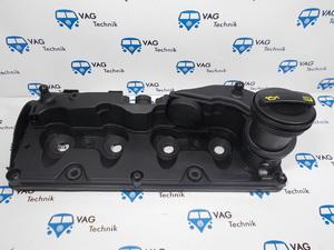 Клапанная крышка VW T5 GP 2.0 TDi
