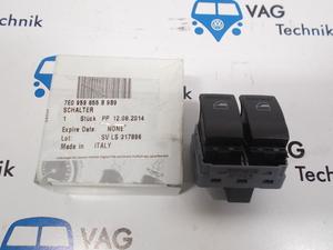 Кнопки электрического стеклоподъёмника VW T5