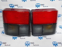 Задние фонари черно-красные VW T4