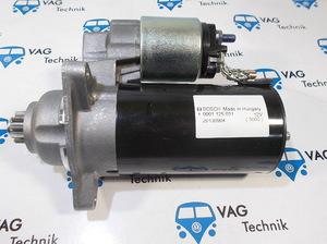 Стартер VW T4 кроме 151 л.с. и АКПП