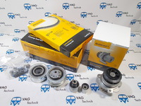 Комплект для замены ремня ГРМ с помпой 2.0TDI VW T5GP / VW Amarok Contitech