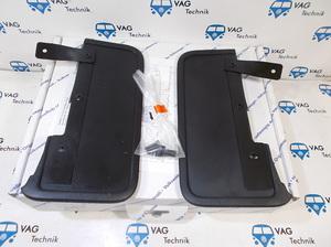 Передние брызговики VW T5 (комплект)