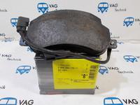 Колодки тормозные передние VW Amarok Bosch