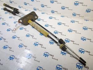 Трос механизма выбора передач VW T5 6МКПП