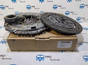 Комплект сцепления VW T5GP 2.0TDI 5МКПП