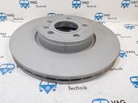 Тормозной диск передний VW T4 ATE 313мм.