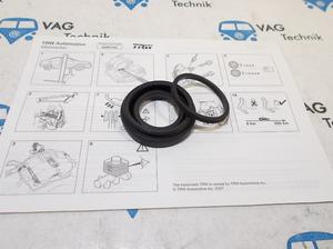 Комплект уплотнений заднего суппорта VW T4