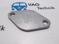 Заглушка системы EGR VW T5 (Оригинал)