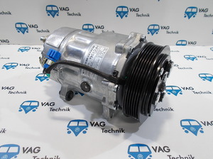 Компрессор кондиционера VW T4