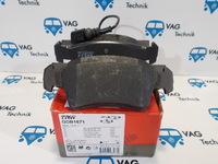 Тормозные колодки задние VW T5 TRW PR-0WR