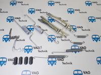 Ремкомплект для задних барабанных тормозов VW Amarok