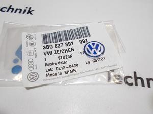 Логотип для ключа VW