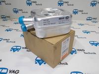 Радиатор масляного фильтра VW T4