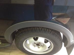 Расширители колесных арок Volkswagen T5