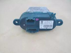 Блок управления отопителем VW T5