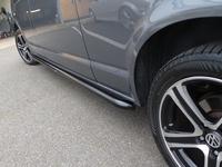 Боковые трубы черные VW T5 длинная база