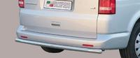 Защита заднего бампера для VW T5 из нержавеющей стали