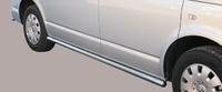Боковые трубы для VW T5 из нержавеющей стали