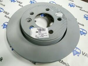 Диск тормозной задний VW Amarok 3.0TDI V6